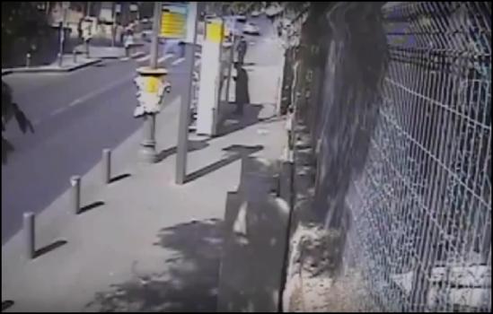 Palestinian Muslim Runs Over Elderly Jewish Rabbi 1 (resized)